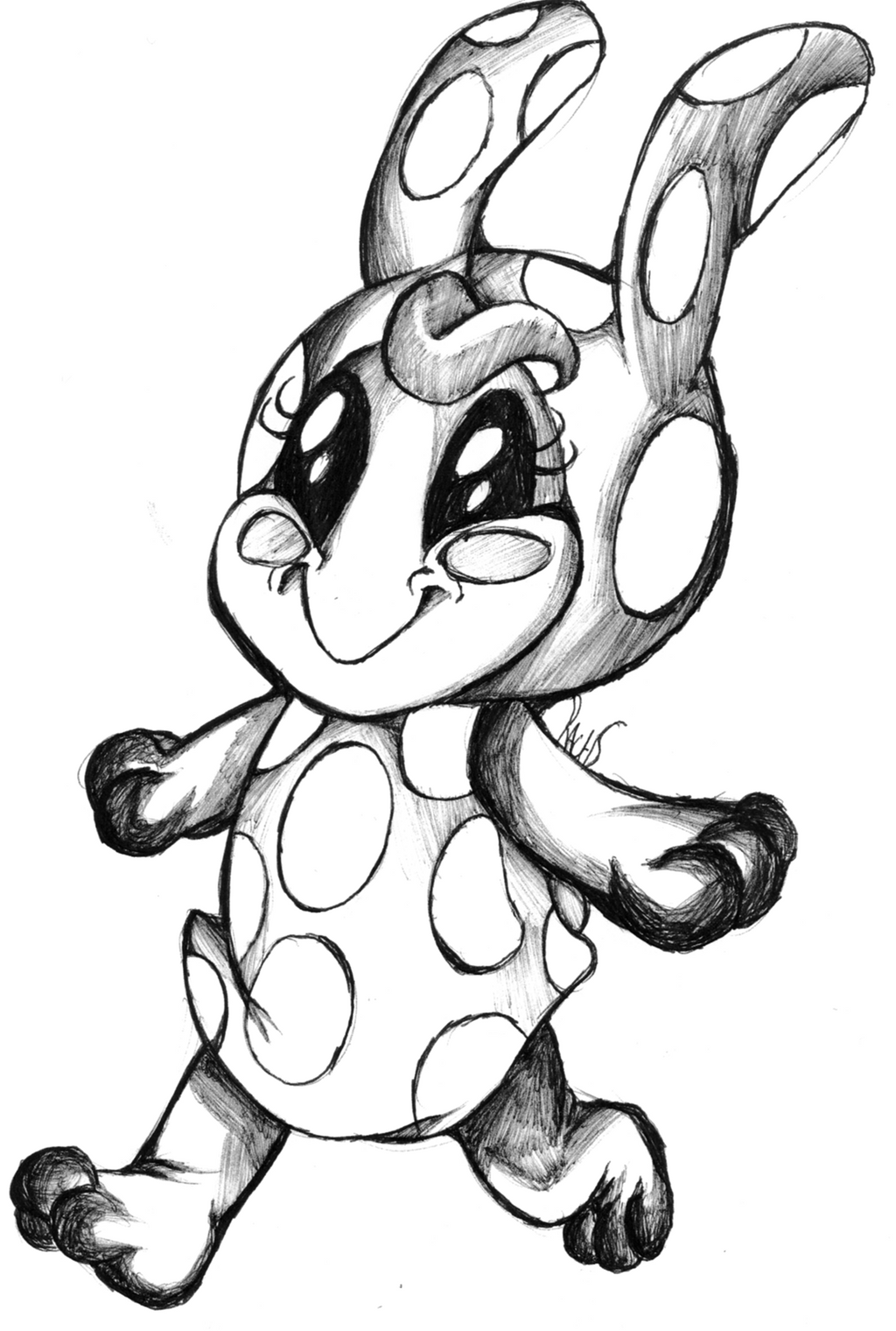 animal crossing chrissy by mintybirdy on deviantart