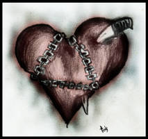 Broken heart by TRNS