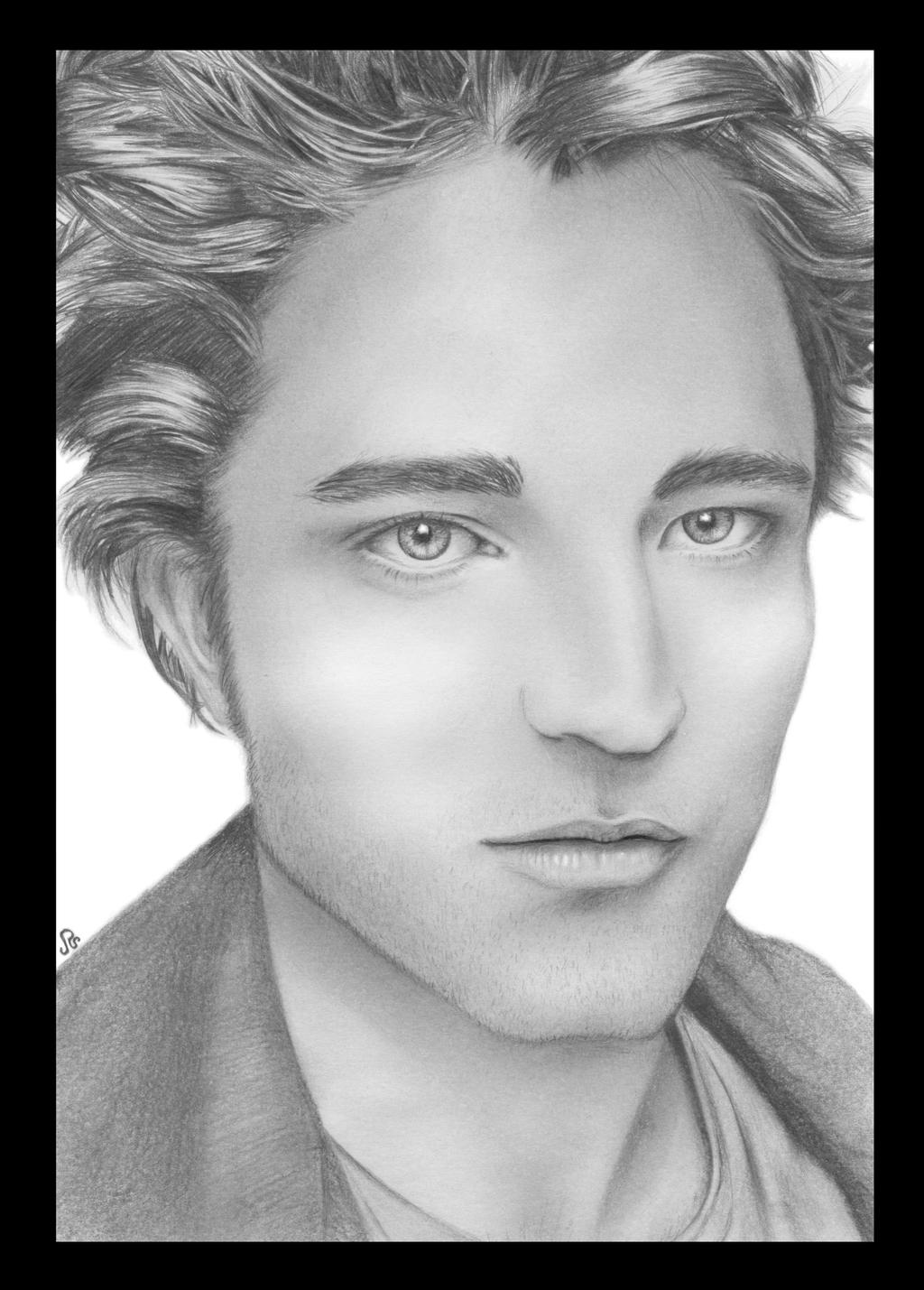 Robert Pattinson by SparklingR
