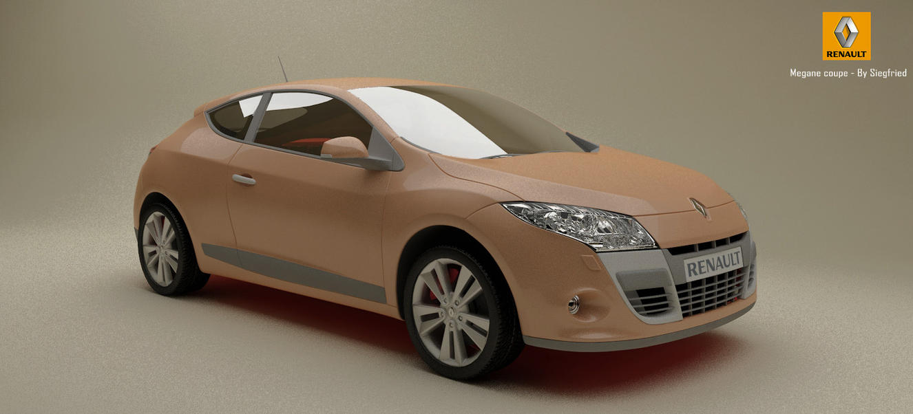 renault megane iii coupe by siegfried ukr on deviantart
