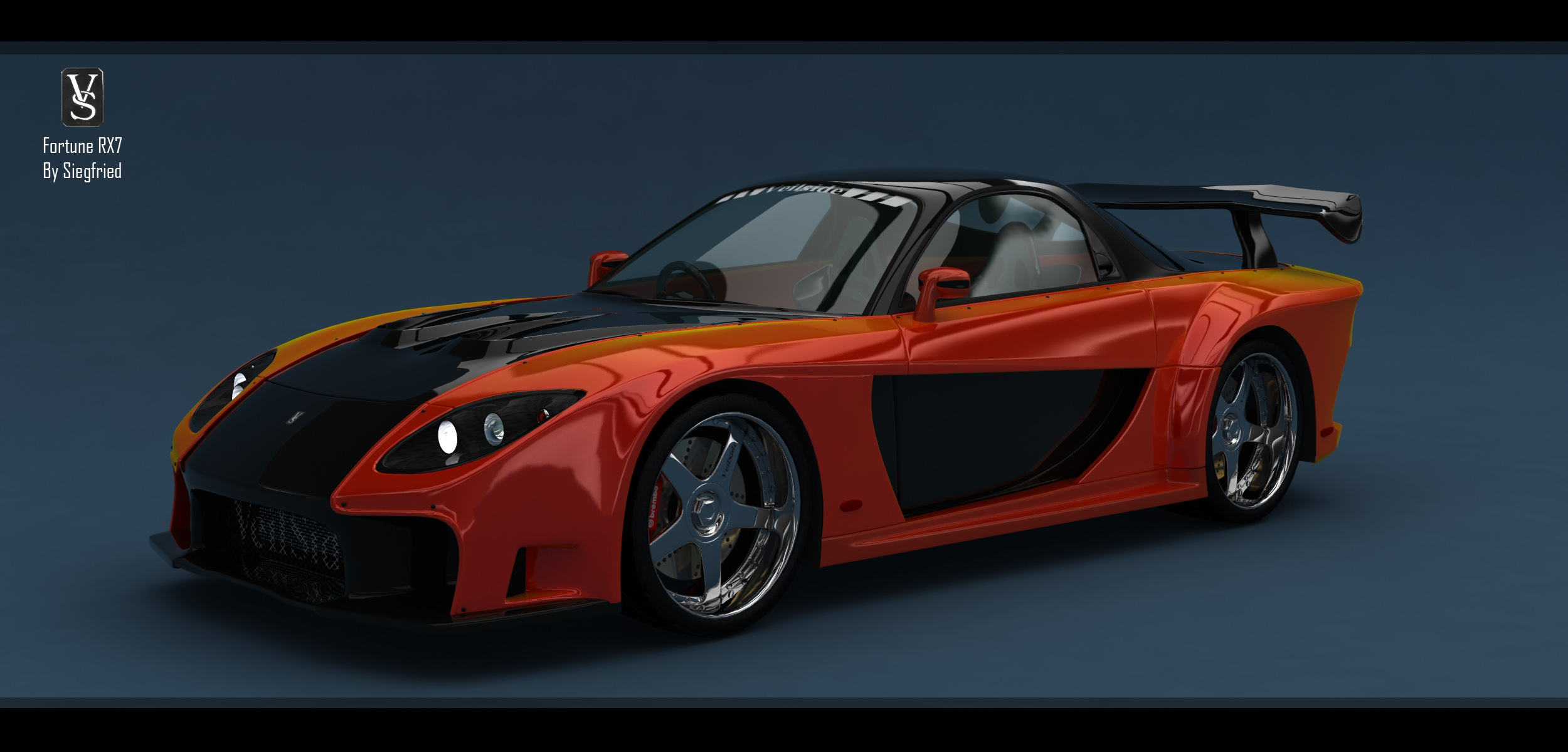 veilside fortune rx7-pic1siegfried-ukr on deviantart