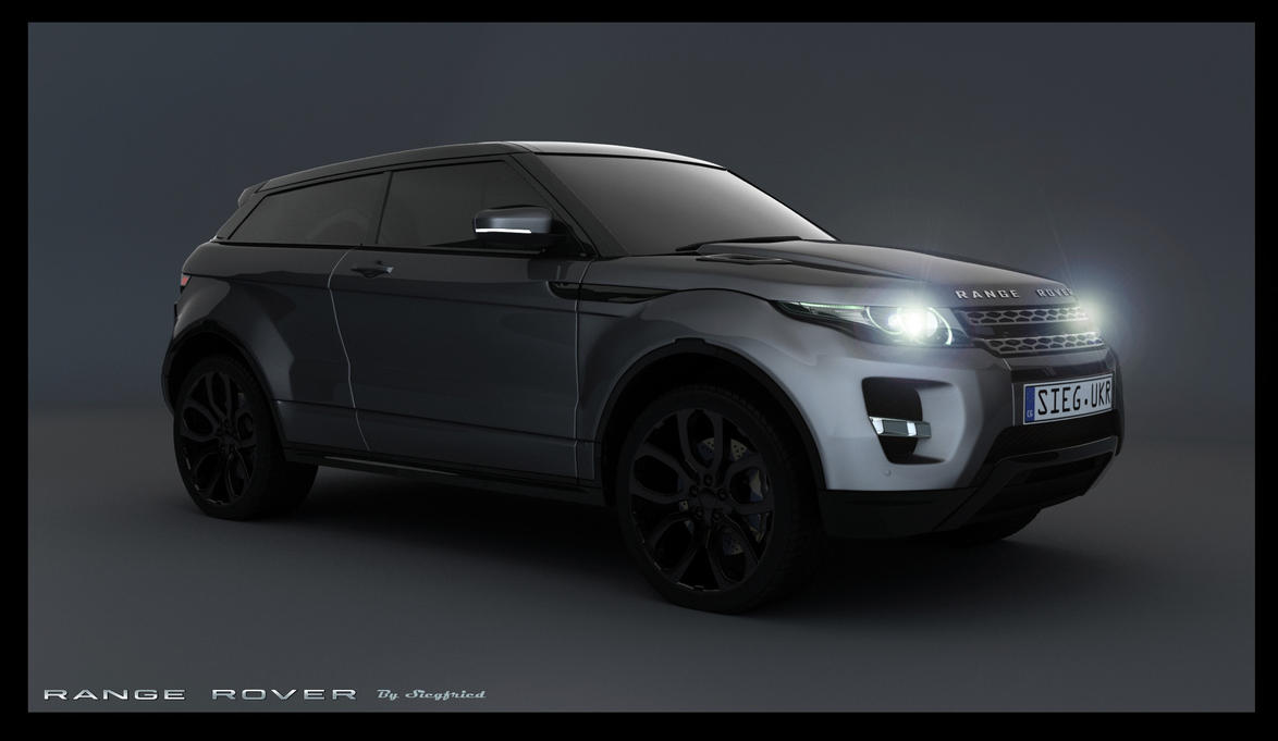 Evoque Interior Render - 1 by Siegfried-Ukr
