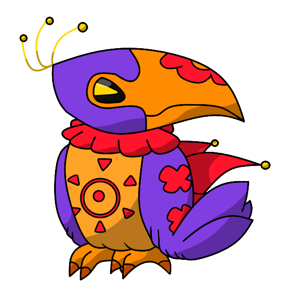 Fakemon #2: Bloomcan by Draggaco