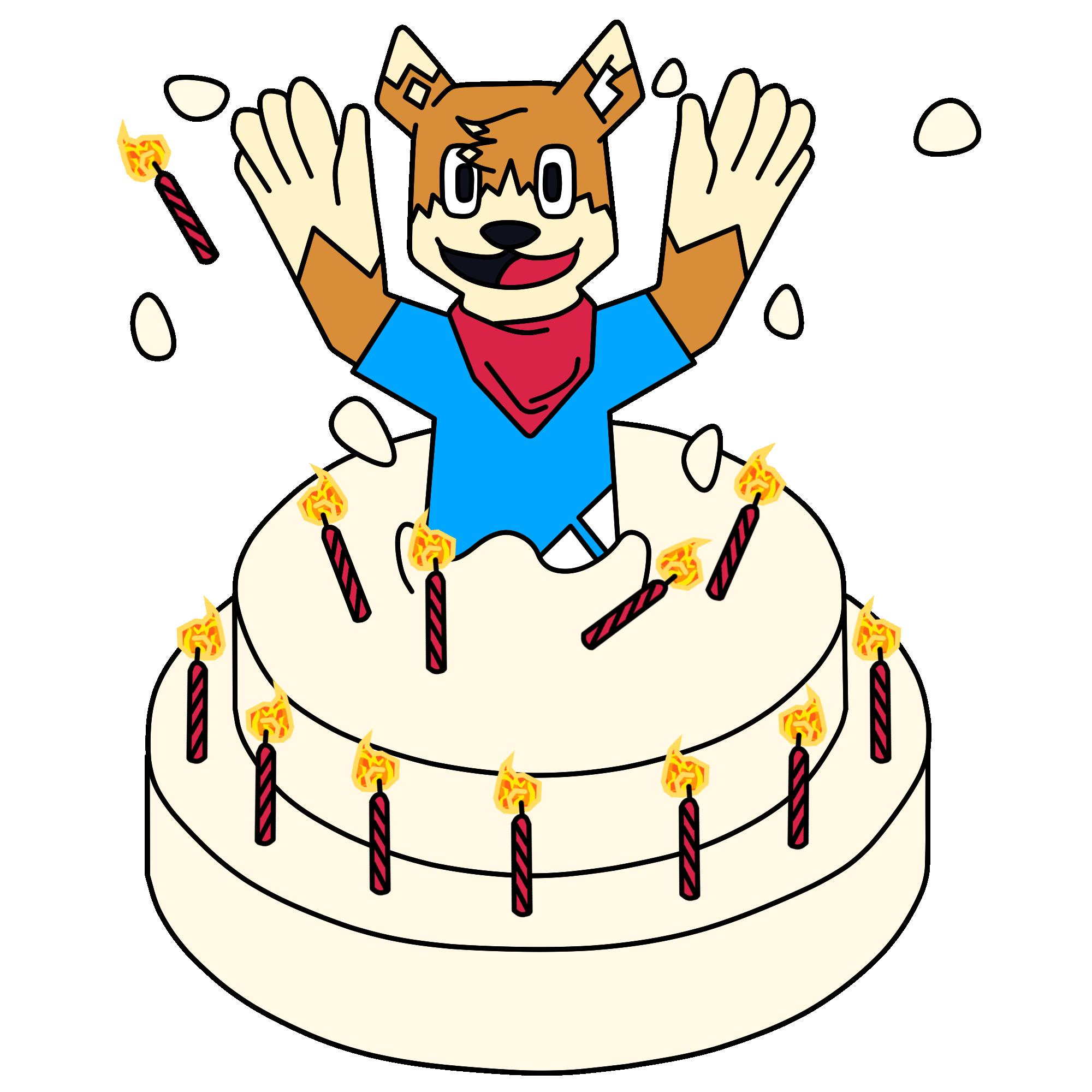 Happy Birthday by Draggaco