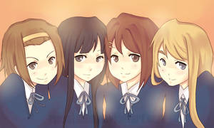 K-ON - after school by ruisetsuna
