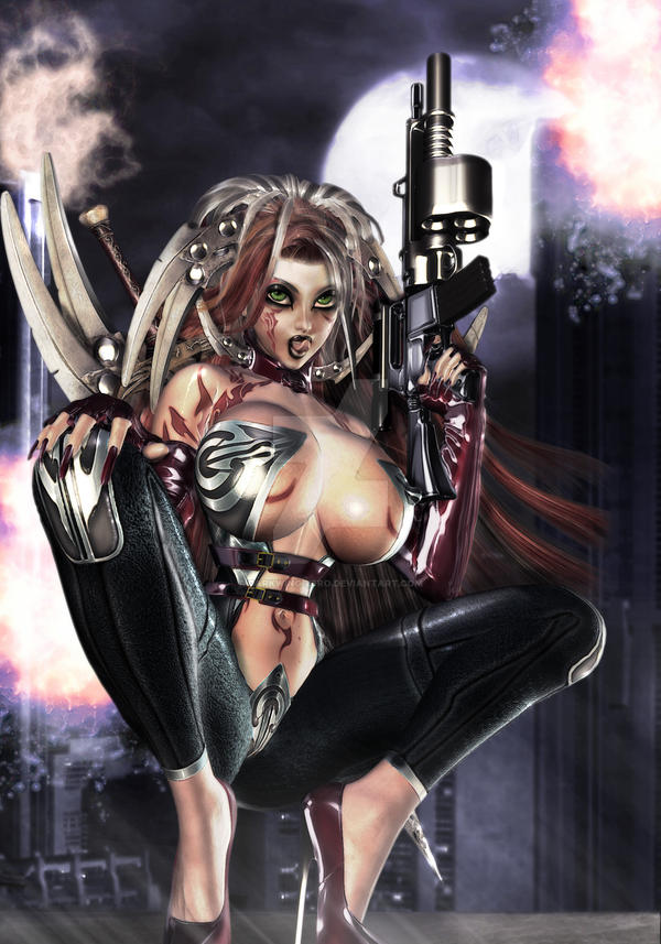 Demon by DarkWing-Zero