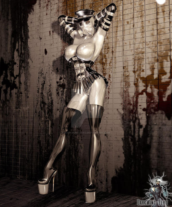 The Fetish soldiere by DarkWing-Zero