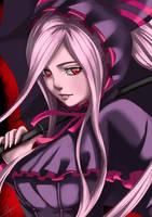shalltear bloodfallen by kouichi09