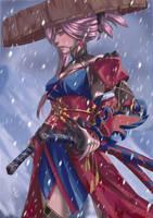 Musashi by kouichi09