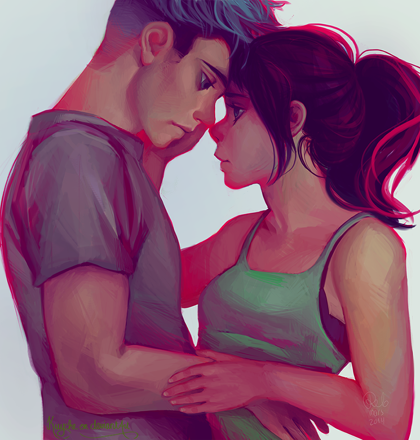 couple II by Ni-nig