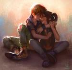 couple by Ni-nig