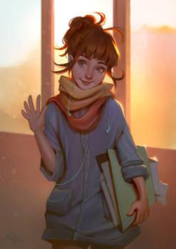 commission: Coralie