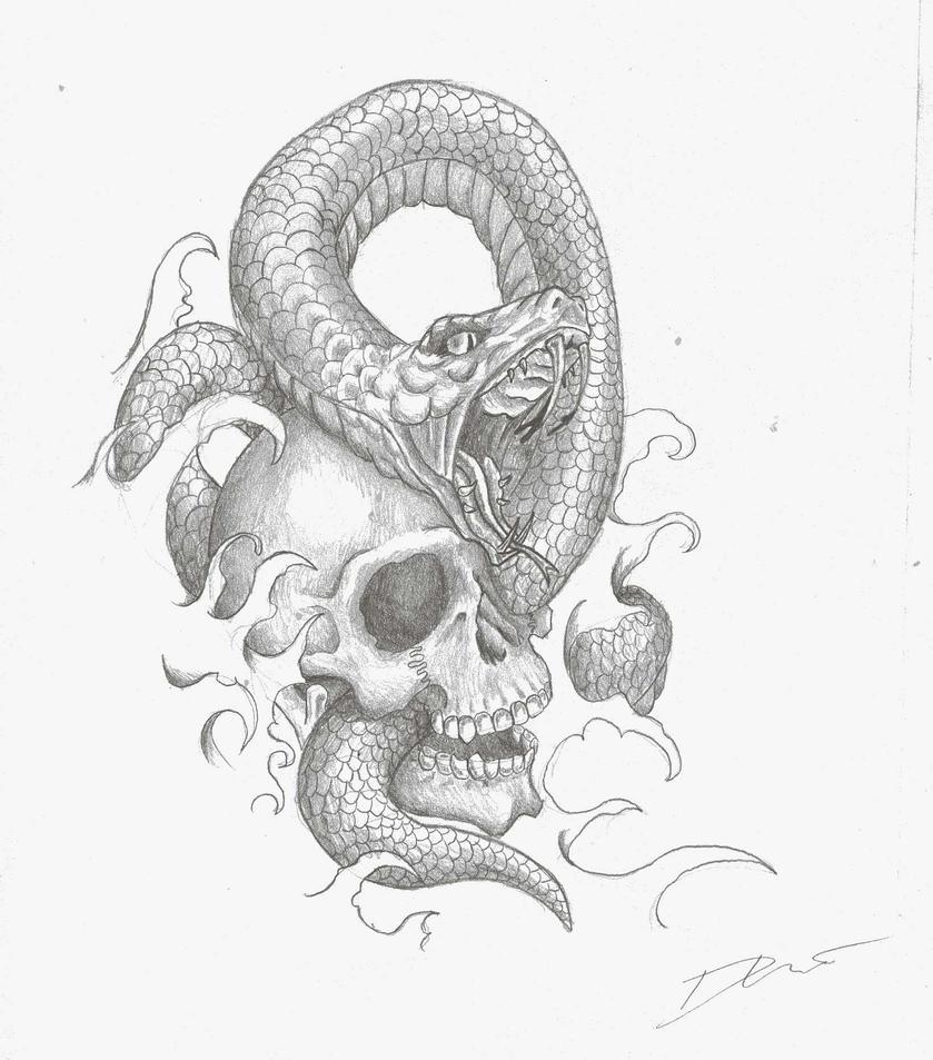 Generic skullsnake combo by memison on deviantart generic skullsnake combo by memison thecheapjerseys Choice Image