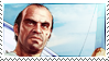 Trevor GTA V Stamp by TrippFoxx