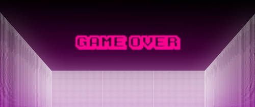 GAME OVER by TrippFoxx