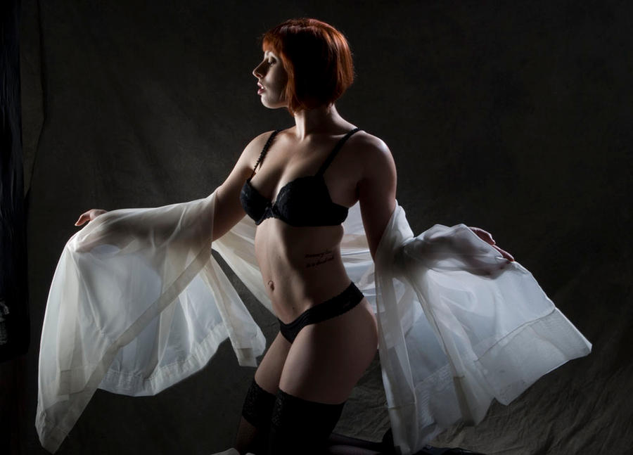 Aurelie - Sheer Elegance 5 by pencildragon