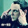 Sheldon Cooper Icon