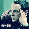 Sheldon Cooper Icon by FarewellRach-93