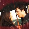 Damon and Elena icon by FarewellRach-93
