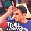 Team Leonard TBBT by FarewellRach-93