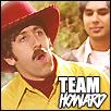 Team Howard -TBBT- by FarewellRach-93