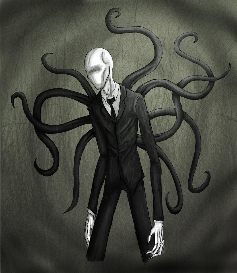 slenderman__with_texture__by_kerrazi_kha