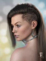 Kate by JVRenderer