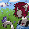 Commission - Ginnie by FlashlightEyes