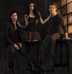 The-Vampire Diaries by The-VampireDiaries
