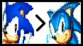JAP Sonic is better than US Sonic by classicsonicawesome