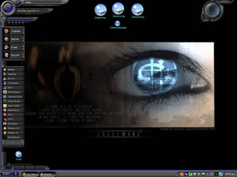 Sends desktop