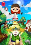 Animal Crossing: New leaf!
