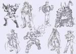 spirit of century_characters
