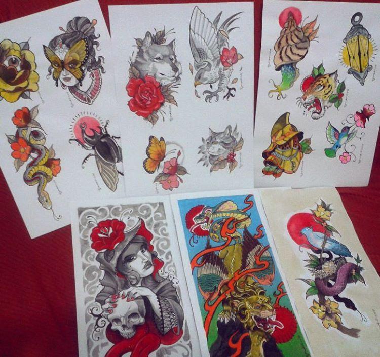 DouglasDraco_Tattoo_Series#1 by DOUGLASDRACO