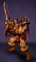New Project Dreamt up games Barbarian