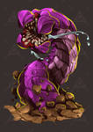 Dreamt up games purple worm