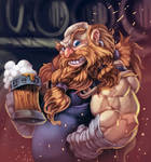 Brewmaster Dwarf