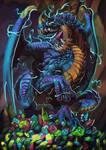 Dreamt up games Blue Dragon
