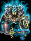 Ancient Warrior- undead forces