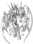 Demon Sentinel