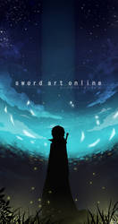 Sword Art Online Fanart by xPsyren