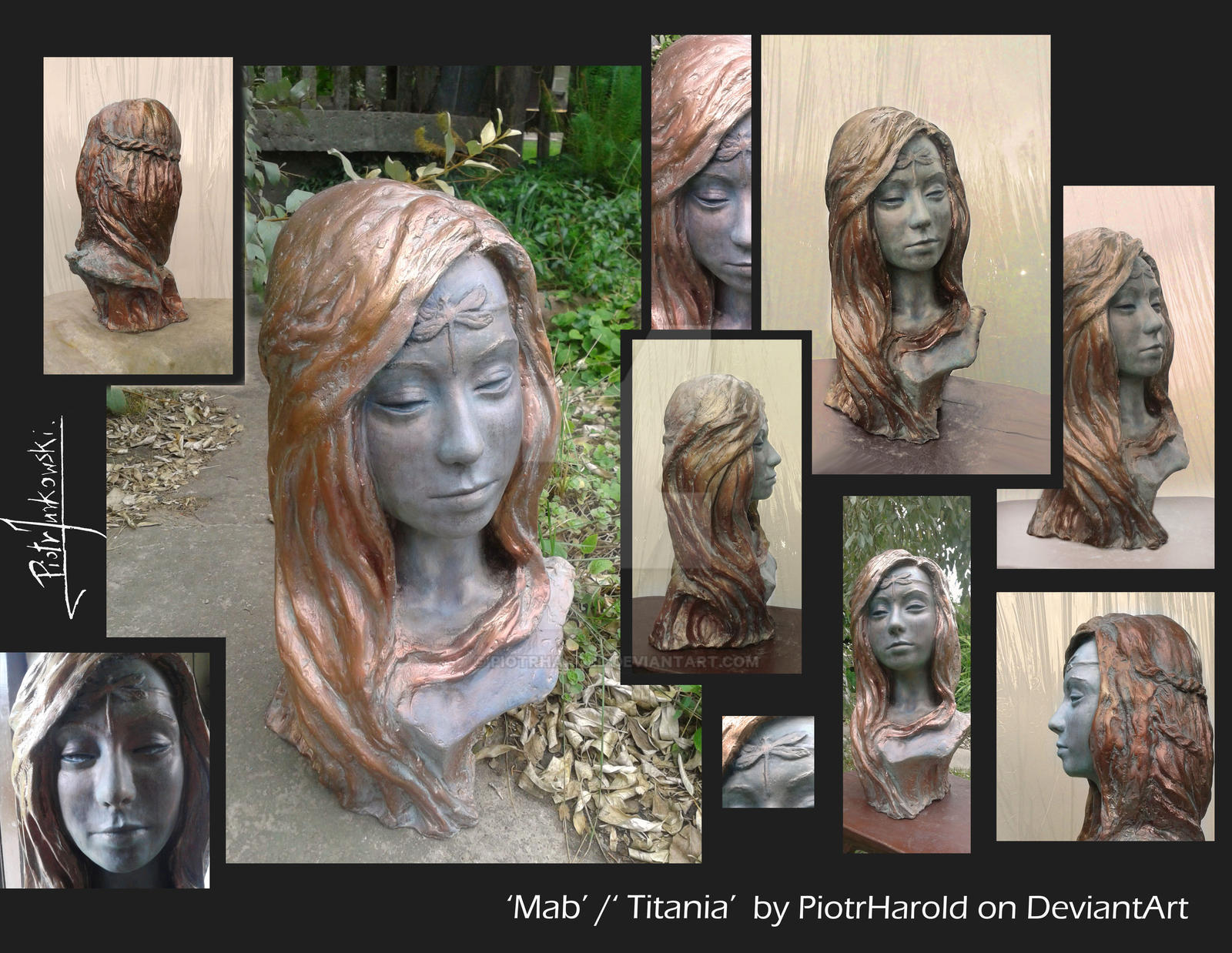 Mab/Titania by PiotrHarold