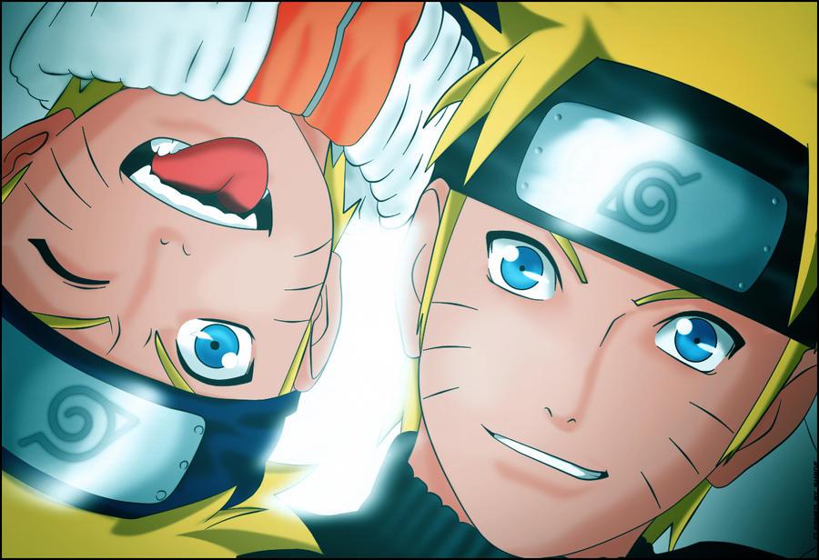 Naruto by I1A71A5