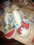 Finished Wind Waker Shoes!