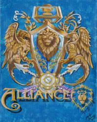 Alliance by jennieannie