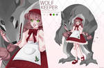 [Open] Wolf Keeper [Adopt SetPrice] by VET0CH