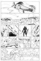 Arnold Schwarzenegger Page 1 by Flyler