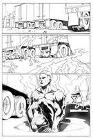 Arnold Schwarzenegger Page 13 by Flyler