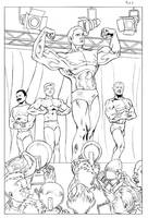 Arnold Schwarzenegger Page 6 by Flyler