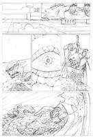 Half a Doom pg 1 by Flyler